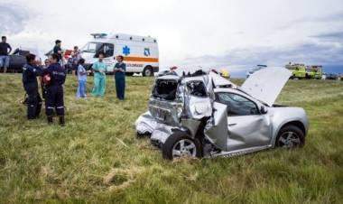 Una víctima fatal cada 7 horas en las rutas bonaerenses