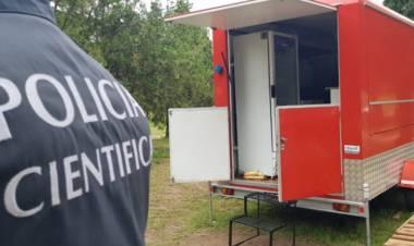 Parque San Martín: Robos y daños en los carros de comida