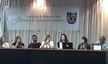 """Rosales participó de """"Municipios en acción"""" y recibió una distinción"""