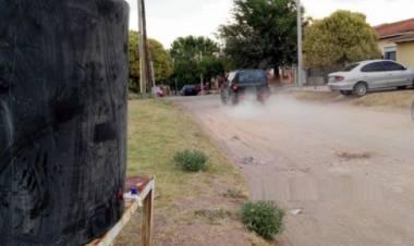Rechazan el aumento de ABSA y solicitan obras para el barrio ATE III
