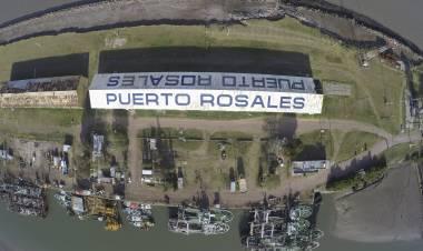 Ya está en funcionamiento una oficina de Aduana Nacional en Puerto Rosales