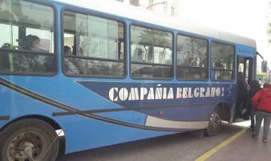 Insólito: Acuerdan un aumento del boleto de colectivos a 25 pesos