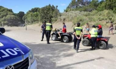 Pehuen Co: Piden que se reconsidere la ordenanza de circulación de cuatriciclos dentro de la Villa Balnearia