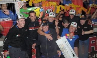Midget: Fernando Caputo se coronó campeón del Estival 2018/19