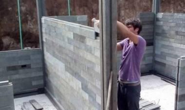 Bien Común alienta la producción de ladrillos reciclados con fines sociales