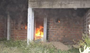 """""""Fue un atentado contra mis hijos"""", dijo el papá de los nenes que murieron por un incendio"""
