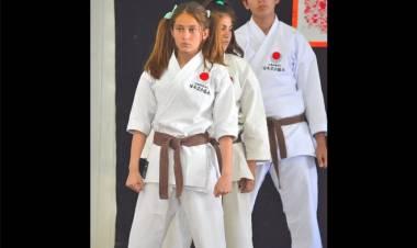 Pehuen Co: La Villa Balnearia tendrá una representante en el Torneo Panamericano de Karate en Colombia