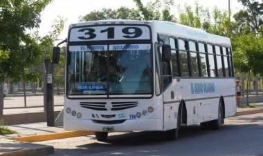 El feriado del 25 y el 29 no habrá micros a Bahía por paros