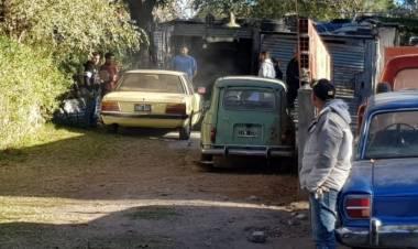 """Secuestraron vehículos que hacían """"picadas"""" en la ruta 249"""