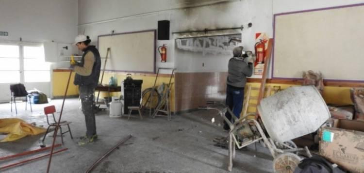 Villa Arias: La obra del Jardín 911 podría terminar antes de tiempo