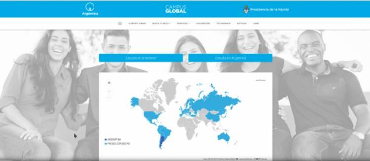 Nuevo sitio de Educación para promover la movilidad internacional