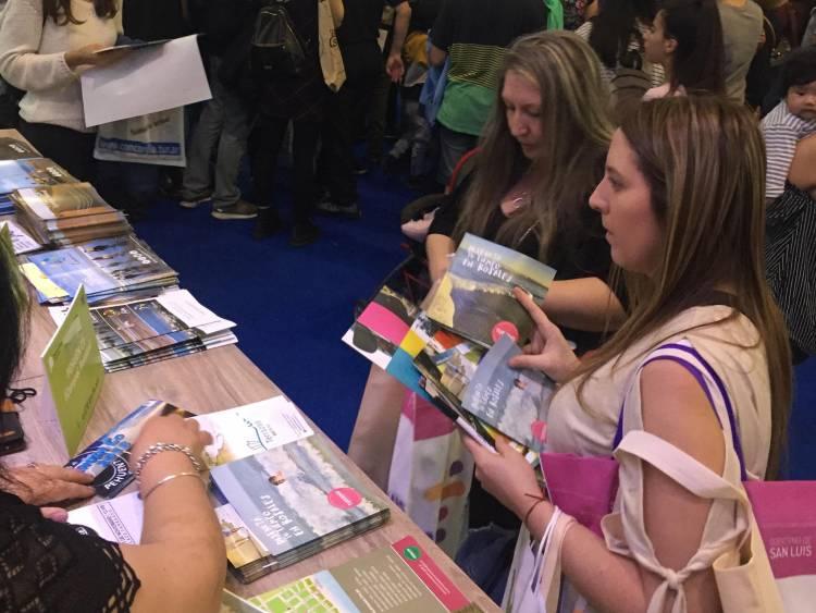 La Dirección de Turismo estuvo presente en una nueva edición de la FIT
