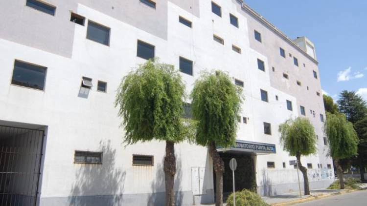 El ex sanatorio Punta Alta pasará a manos del municipio