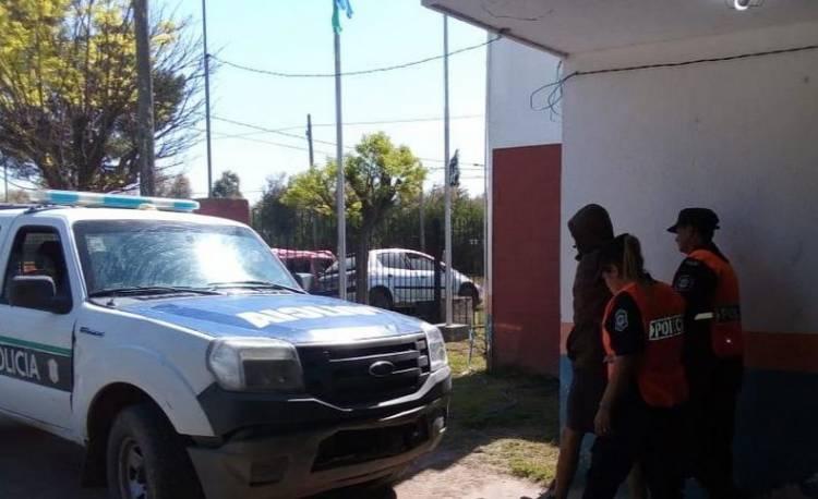 Villa Arias: Fue golpeada por su ex pareja