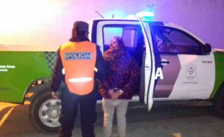 Ciudad Atlántida: Agresión en la vía pública