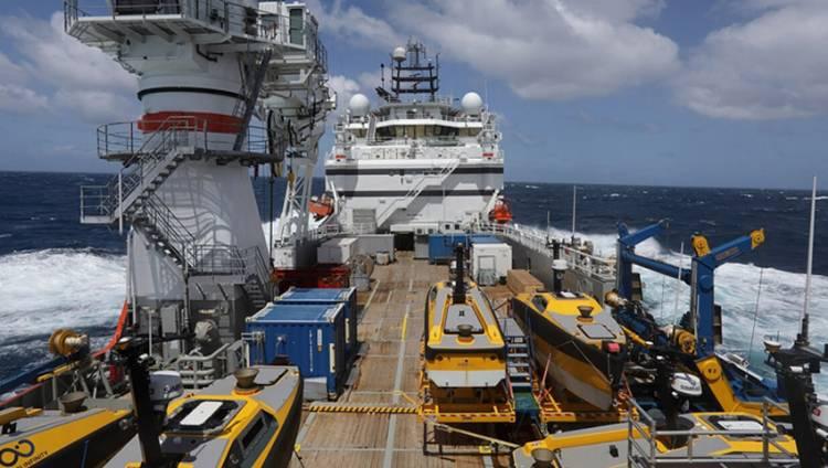 ARA San Juan: Analizan dos nuevos contactos en la búsqueda
