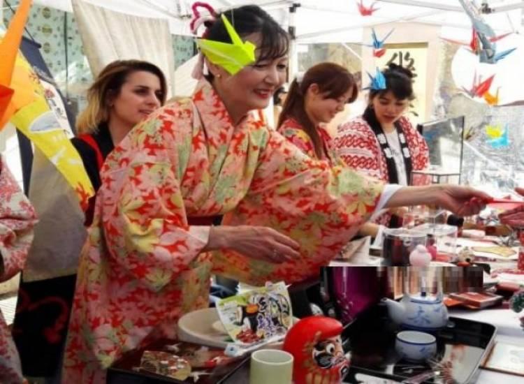 Se realizo la 2da Fiesta de las Colectividades en nuestra ciudad