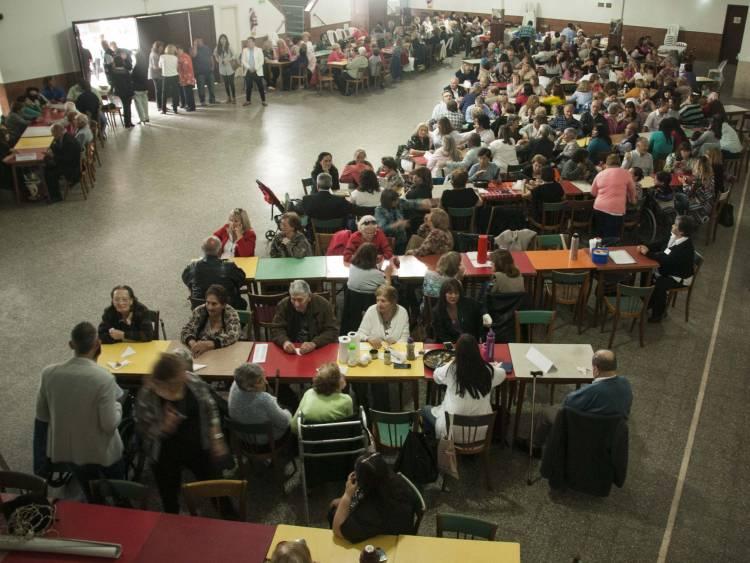 Organizada por el Municipio, se realizó la Segunda Fiesta de los Adultos Mayores