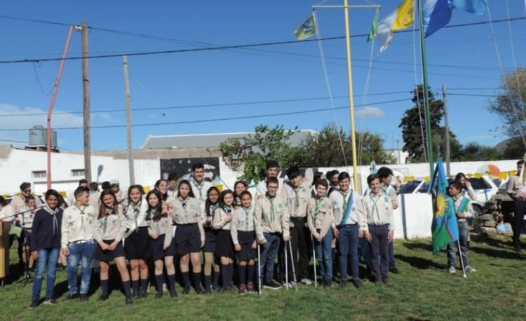 Transitar por el camino scout con fuertes y nuevos desafíos