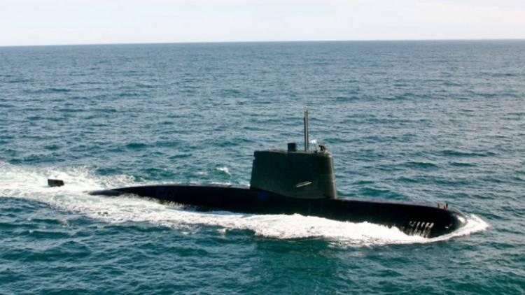 ARA San Juan: creen que el submarino estaría frente a Península Valdés