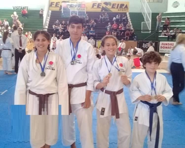 Pehuen Co: Grandes resultados para el karate shotokan