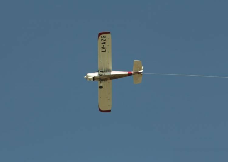 Aero Club Punta Alta: El festival aéreo se reprogramó para el 8 y 9 de diciembre