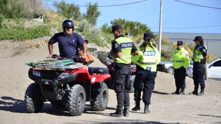 La Provincia prohibió el uso de los cuatriciclos en las calles