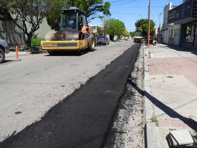 Empresa contratada por ABSA reparó error de pavimentación en Murature