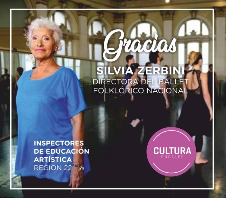 Llegará a Punta Alta la directora del Ballet Folklórico Nacional