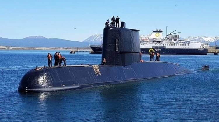 Preocupa a los familiares de la tripulación ARA San Juan que dejen de buscar al submarino 9 de Noviembre de 2018