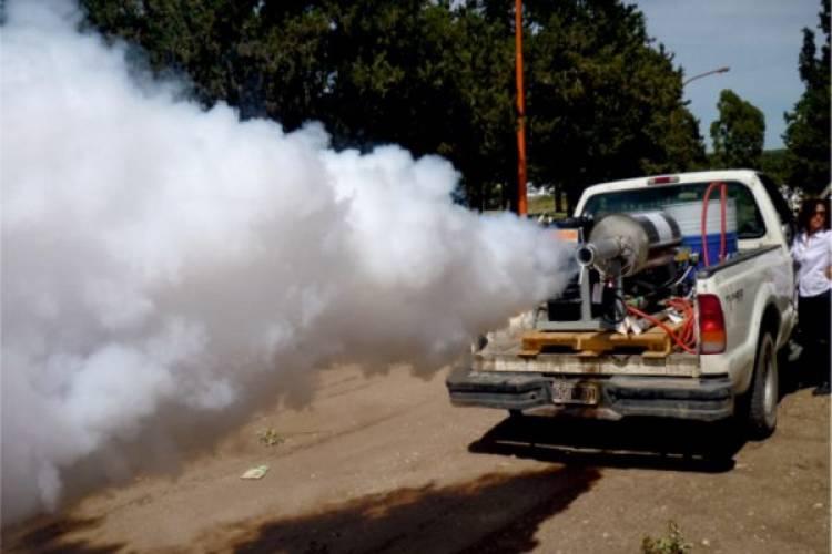 Protección Ciudadana y Medioambiente continúan los trabajos de fumigación