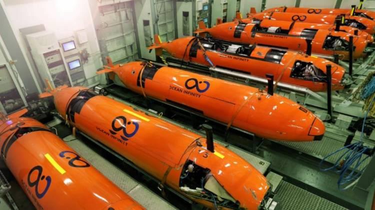 ARA San Juan: Ocean Infinity rastreará la zona donde hubo golpes de casco