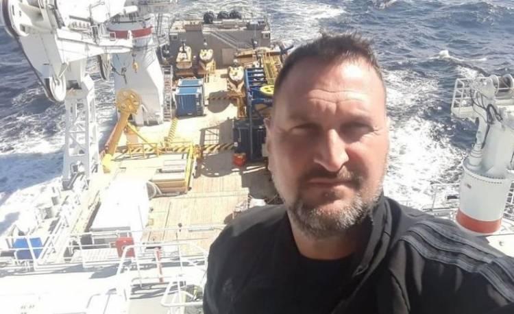 """""""Mi hijo hubiera elegido el fondo del mar para descansar"""", dijo Luis Tagliapietra"""