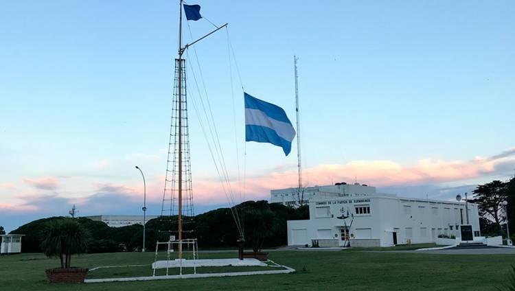 """En honor a los tripulantes del ARA """"San Juan"""""""