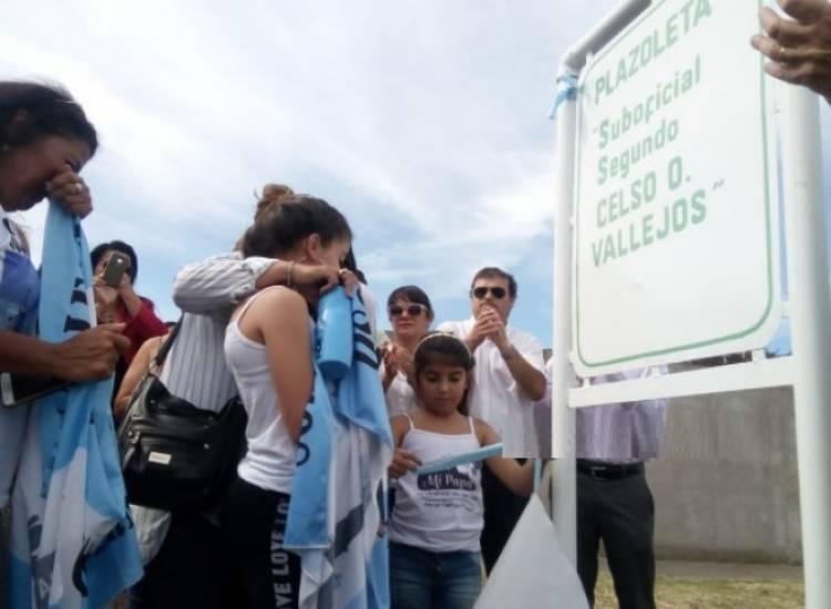 ARA San Juan: Los tres héroes puntaltenses tienen sus calles