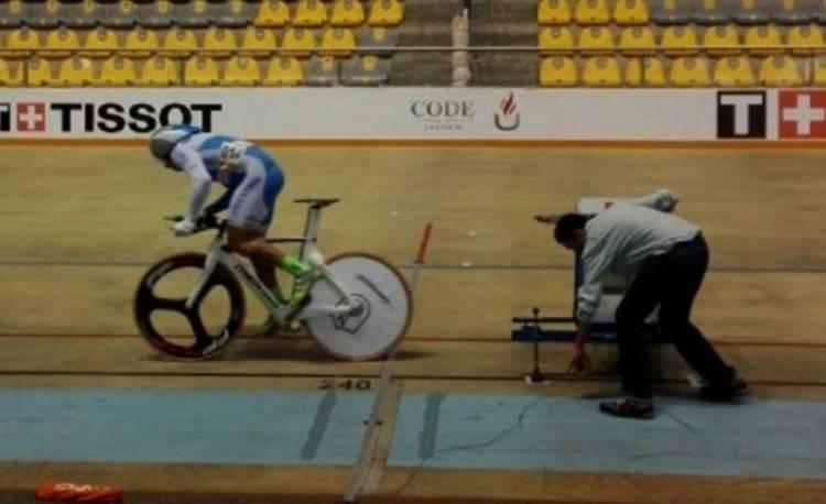 Declararon deportistas insignes rosaleños al ciclista Javier Schaab y al entrenador de atletas Daniel Bravo