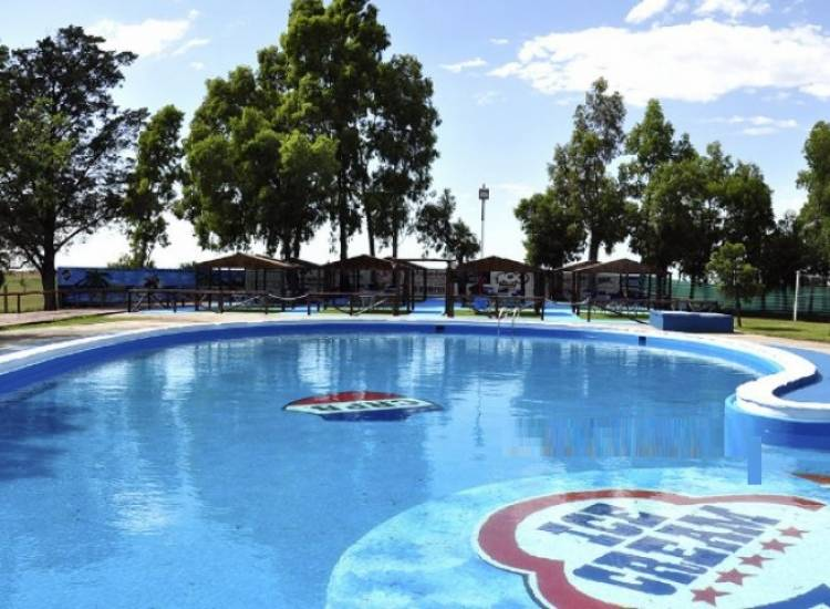 Beneficios en colonia de vacaciones y pileta del Club Rosario