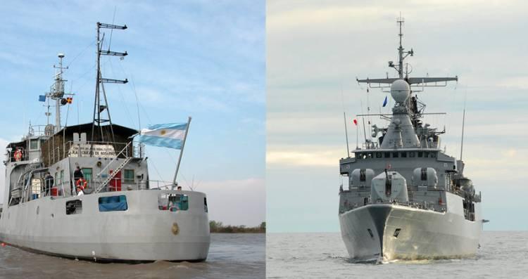 La Armada Argentina brinda seguridad en el G20