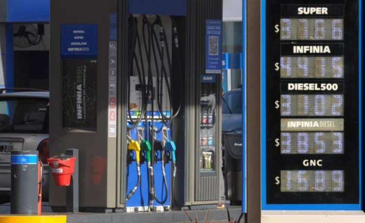 Anticipan que bajarán los combustibles esta semana