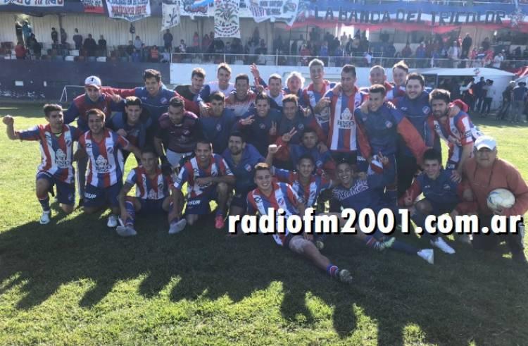 Liga Del Sur: Fiesta Tricolor! Rosario le ganó a Sporting 2 a 1 y pasó a la final