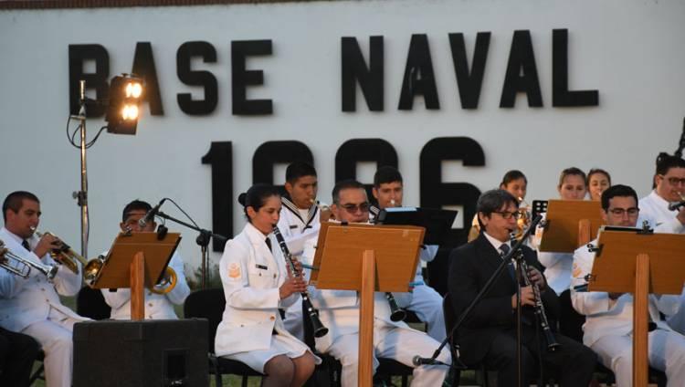 Gala musical en el Parque Centenario