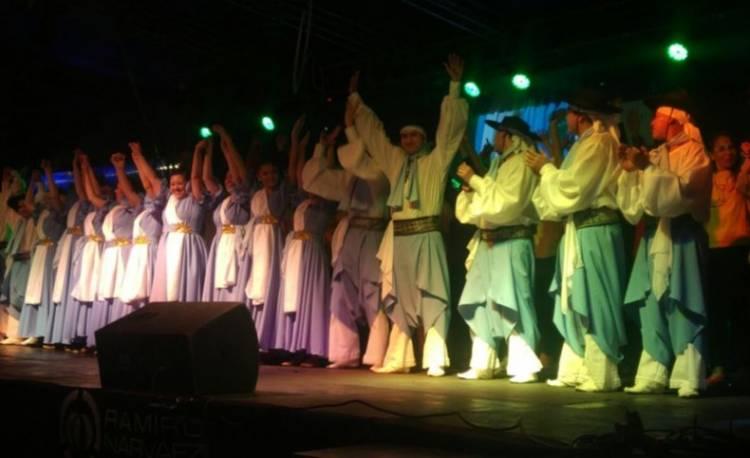 El Ballet Municipal cierra el año en el Parque San Martín con Danza bajo las estrellas