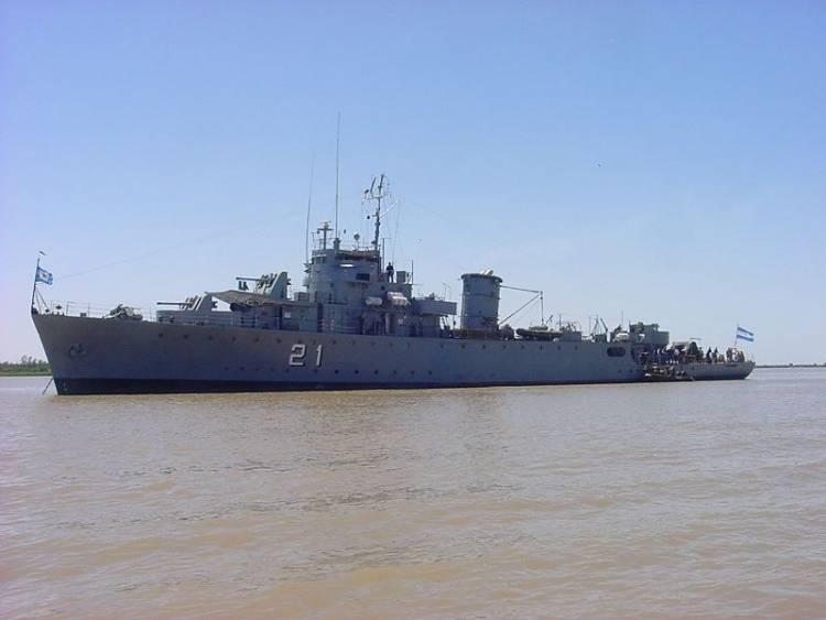 El Astillero Río Santiago entregará el ARA King a la Armada