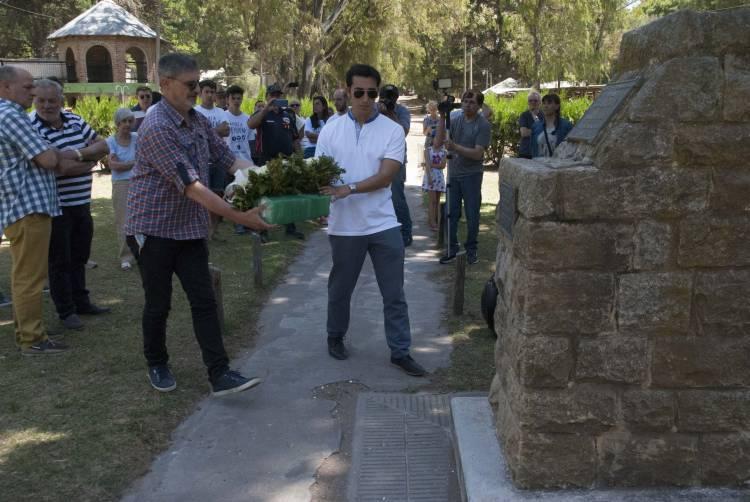 El Intendente inauguró la temporada de verano en Pehuen Co celebrando su 70° aniversario