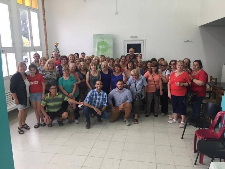 Coordinados por el Municipio, 49 abuelos viajaron a Mar del Plata con todo incluido