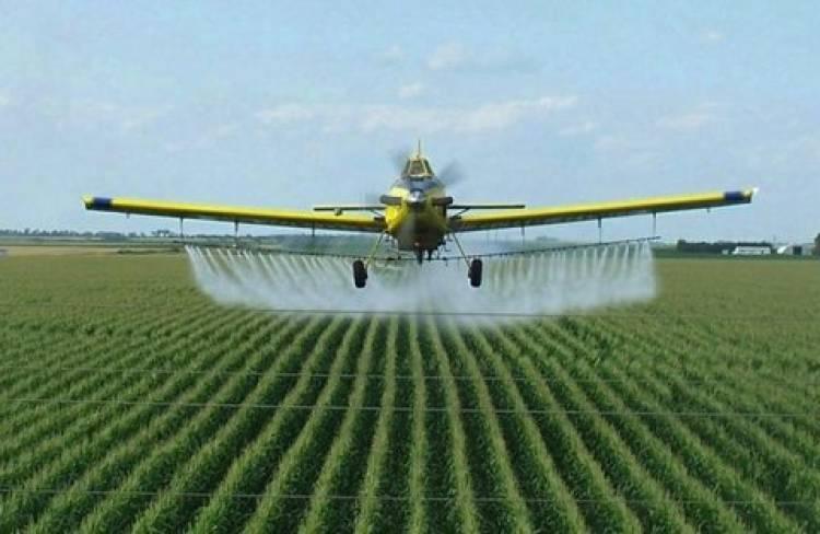 Oficializan resolución que regula la aplicación de agroquímicos