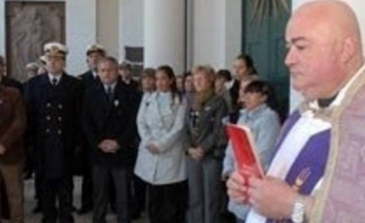 Falleció el párroco Miguel Mellado, con más de 30 años de actividad sacerdotal