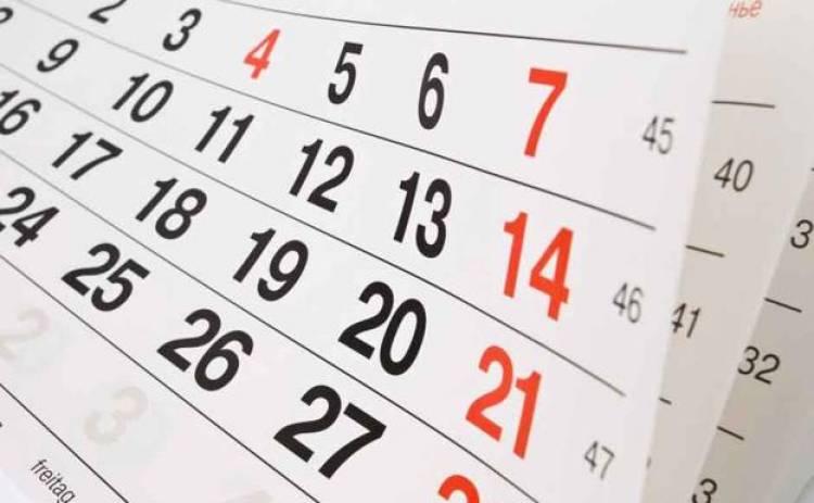 El Ministerio del Interior reconfirmó todos los feriados del 2019