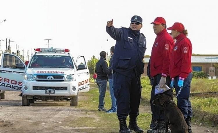El grupo especial K9 buscará en Bariloche a un joven desaparecido hace un mes