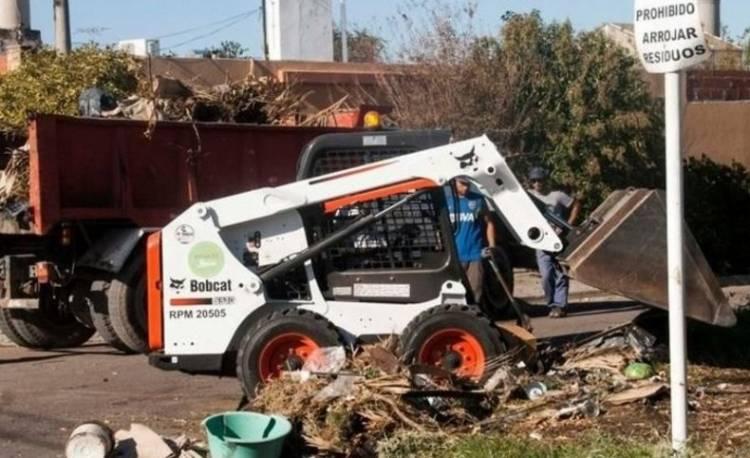 Enterate cuándo sacar los residuos voluminosos en tu barrio